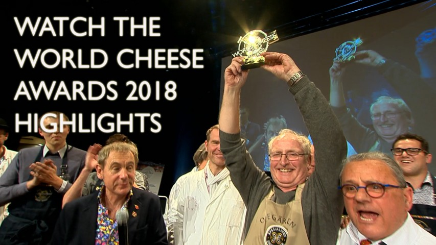 World Cheese Awards Live